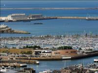 Port Chantereyne vise plus grand